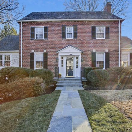 Rent this 5 bed house on 3566 Albemarle Street Northwest in Washington, DC 20016