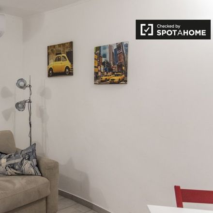 Rent this 1 bed apartment on Casa Madre Teresa in Via del Casaletto, 00151 Rome RM