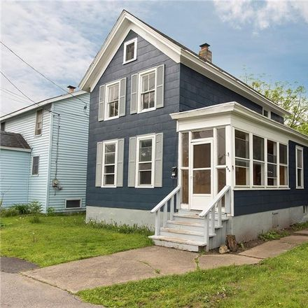 Rent this 3 bed house on 535 Dealing Street in City of Rome, NY 13440