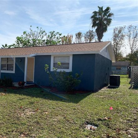 Rent this 3 bed house on 6436 Reno Ave in New Port Richey, FL