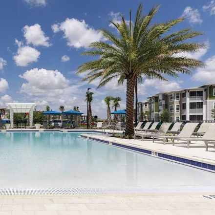 Rent this 1 bed apartment on Orange County in FL 32824-8902, USA