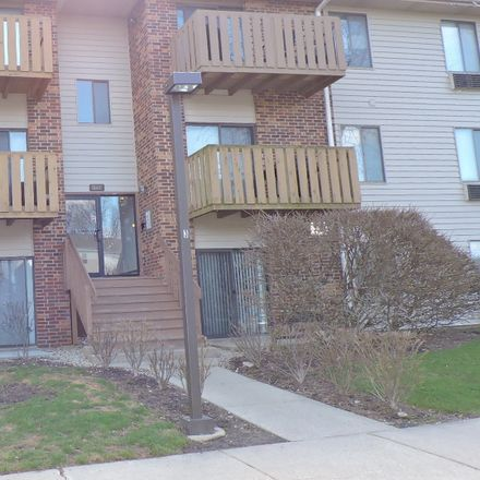 Rent this 2 bed condo on Prescott Drive in Roselle, IL 60172