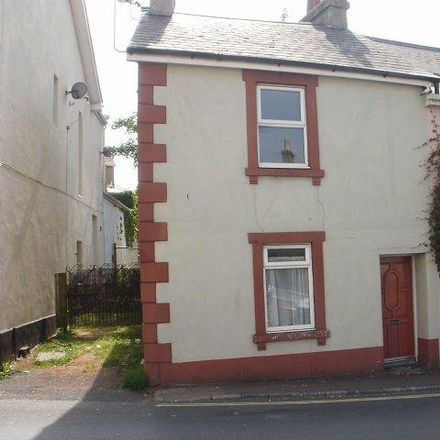 Rent this 2 bed house on All Saints Church in Mill Lane, Torquay TQ2 5AL