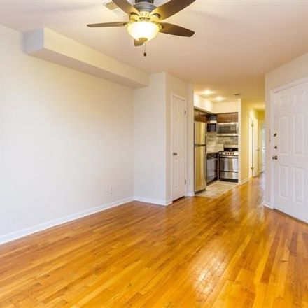 Rent this 1 bed apartment on Monroe St in Hoboken, NJ