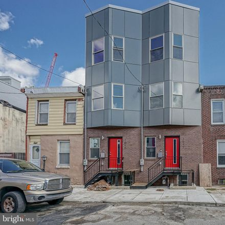 Rent this 3 bed townhouse on 1815 East Albert Street in Philadelphia, PA 19125