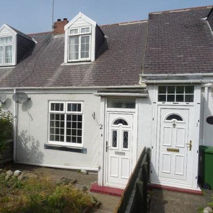Rent this 1 bed house on George Street in Gateshead NE40 4DJ, United Kingdom