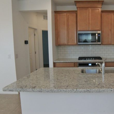 Rent this 3 bed house on West Pershing Street in Surprise, AZ 85379