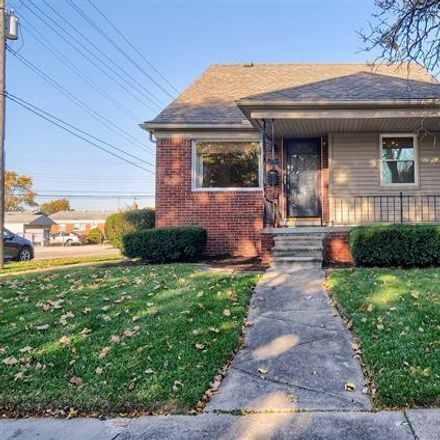 Rent this 4 bed house on 15682 Euclid Avenue in Allen Park, MI 48101