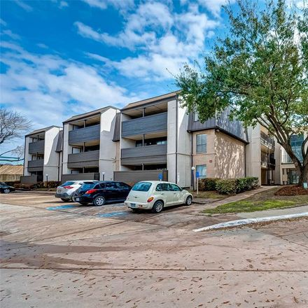 Rent this 2 bed condo on 3005 Walnut Bend Lane in Houston, TX 77042