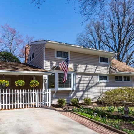 Rent this 4 bed house on 1606 Bradley Avenue in Rockville, MD 20851