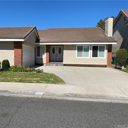 Rent this 3 bed house on 38 Deerwood East in Irvine, CA 92604