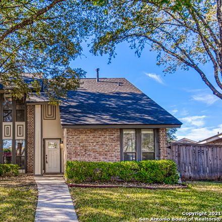 Rent this 3 bed house on 2315 Shady Crest Circle in San Antonio, TX 78231
