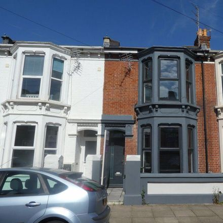 Rent this 5 bed house on Margate Road in Portsmouth PO5 1EY, United Kingdom