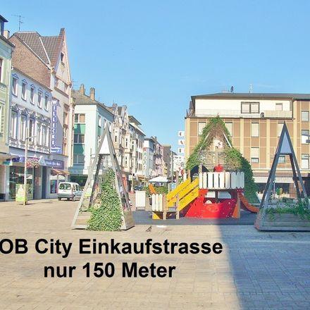 Rent this 2 bed apartment on Düppelstraße 90 in 46045 Oberhausen, Germany