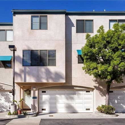 Rent this 3 bed townhouse on Hannum Avenue in Culver City, CA 90230