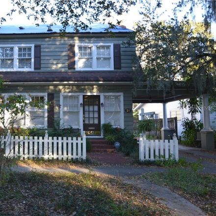 Rent this 3 bed house on 21 Thornton Avenue in Orlando, FL 32801