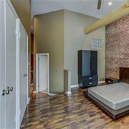 Rent this 1 bed condo on Spindini's in South Main Street, Memphis