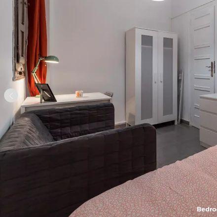 Rent this 5 bed room on Carrer de Matias Perelló in 46005 València, Valencia