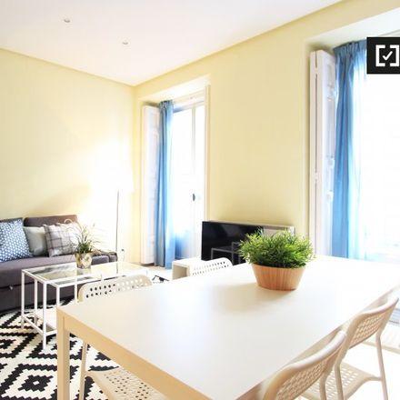 Rent this 1 bed apartment on Universidad Carlos III in Calle de la Arganzuela, 28001 Madrid