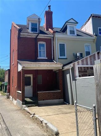 Rent this 3 bed house on 43 1/2 Street in Pittsburgh, PA 15201