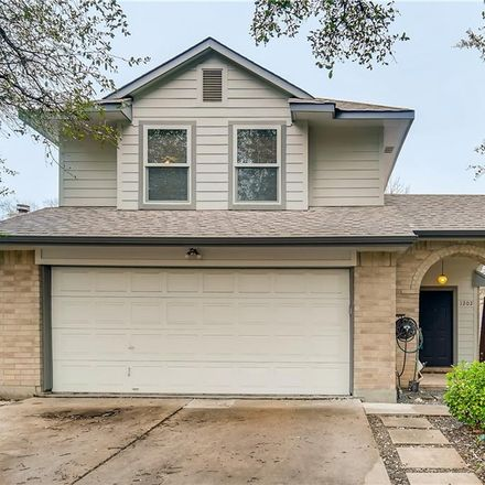 Rent this 4 bed house on 1202 Haverford Drive in Austin, TX 78753
