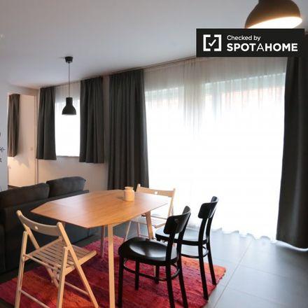 Rent this 1 bed apartment on Boulevard Maria Groeninckx-De May - Maria Groeninckx-De Maylaan in 1070 Anderlecht, Belgium