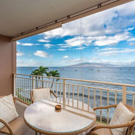 Rent this 1 bed condo on 1403 Front Street in Lahaina, HI 96761