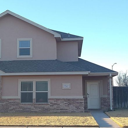 Rent this 2 bed house on 7267 Barksdale Lane in Odessa, TX 79765