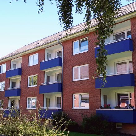 Rent this 3 bed apartment on Franz-Liszt-Hof 8 in 24943 Flensburg, Germany