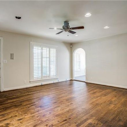 Rent this 3 bed house on 3562 Norfolk Road in Fort Worth, TX 76109