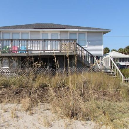 Rent this 4 bed house on 420 Palmetto Boulevard in Edisto Beach, SC 29438