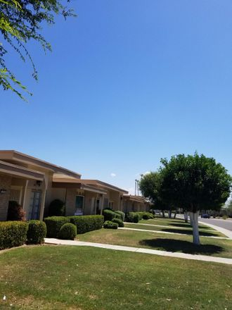Rent this 2 bed apartment on 13221 North 100th Avenue in Maricopa County, AZ 85351
