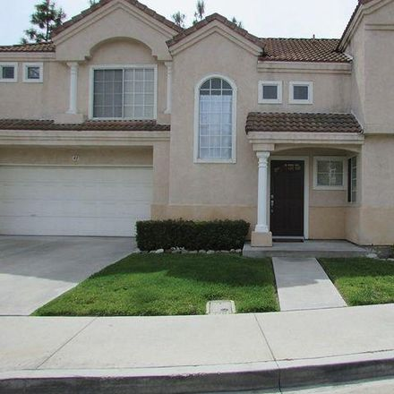 Rent this 3 bed house on 48 Santa Monica Street in Aliso Viejo, CA 92656