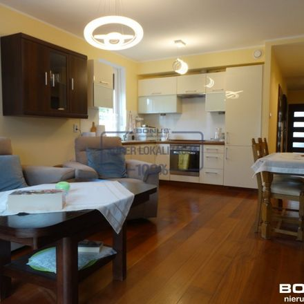 Rent this 3 bed apartment on Poznańska 9 in 62-069 Dąbrówka, Poland