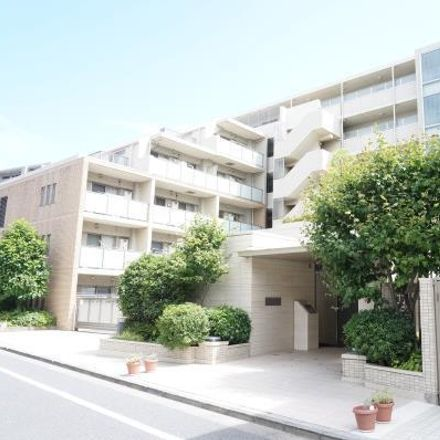 Rent this 0 bed apartment on unnamed road in Nishiogi-kita 3-chome, Suginami
