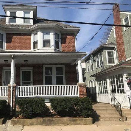 Rent this 1 bed house on College Hill Fire Station #3 in Porter Street, Easton
