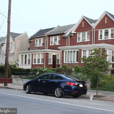 Rent this 4 bed townhouse on 5715 Florence Avenue in Philadelphia, PA 19143