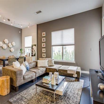 Rent this 2 bed condo on 2950 McKinney Avenue in Dallas, TX 75204