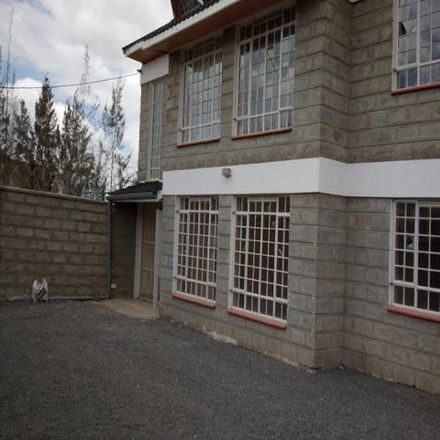 Rent this 3 bed apartment on Syokimau in 74416, Kenya