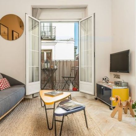 Rent this 1 bed apartment on Calle de Augusto Figueroa in 25, 28004 Madrid