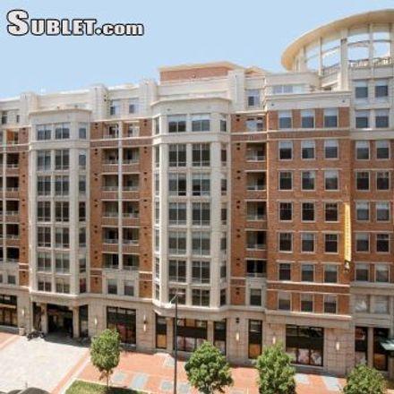 Rent this 1 bed apartment on 2400 M in M Street Northwest, Washington