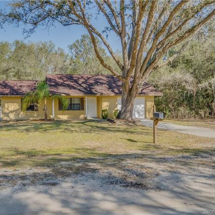 Rent this 3 bed house on 2612 Polk Street in Inverness, FL 34453