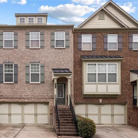 Rent this 4 bed townhouse on 2069 Cobblestone Circle Northeast in Brookhaven, GA 30319