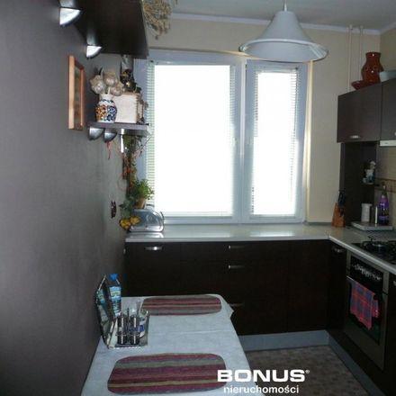 Rent this 4 bed apartment on Dąbrówka in Pomarańczowa, 70-781 Szczecin