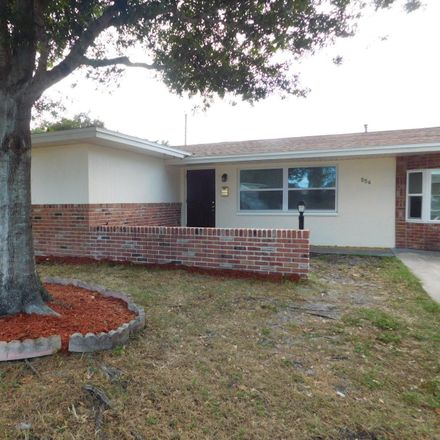 Rent this 3 bed apartment on 556 Ironwood Drive in Melbourne, FL 32935