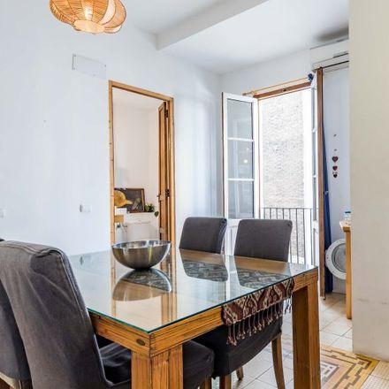 Rent this 2 bed apartment on Iglesia Parroquial de San Valero Obispo y San Vicente Mártir in Carrer del Doctor Serrano, 46006 Valencia