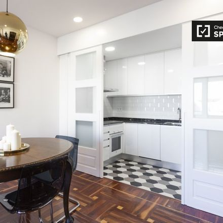 Rent this 1 bed apartment on Kutxabank in Paseo de las Delicias, 28001 Madrid