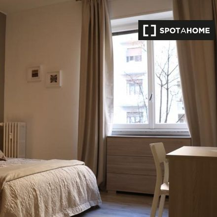 Rent this 2 bed apartment on Città Studi in Via Giovanni Celoria, 20133 Milan Milan