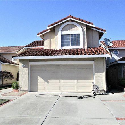Rent this 3 bed house on 978 Sandalridge Ct in Milpitas, CA 95035