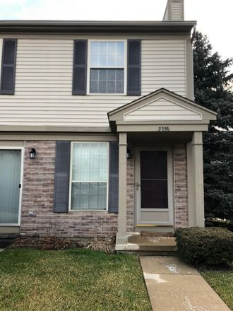 Rent this 2 bed condo on 3056 Forest Creek Court in Ann Arbor, MI 48108